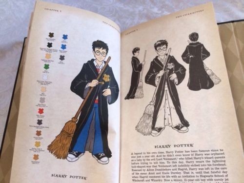 Harry Potter Book Value Guide : Illustrative style guide harry potter and the sorcerer s