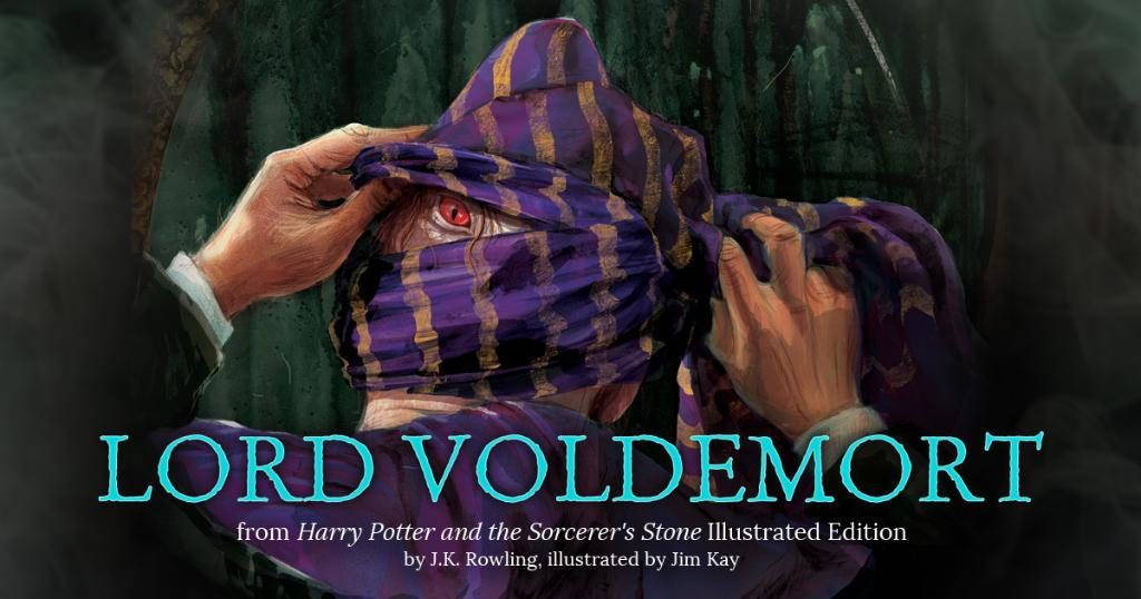 Voldemort - Illustrated Edition