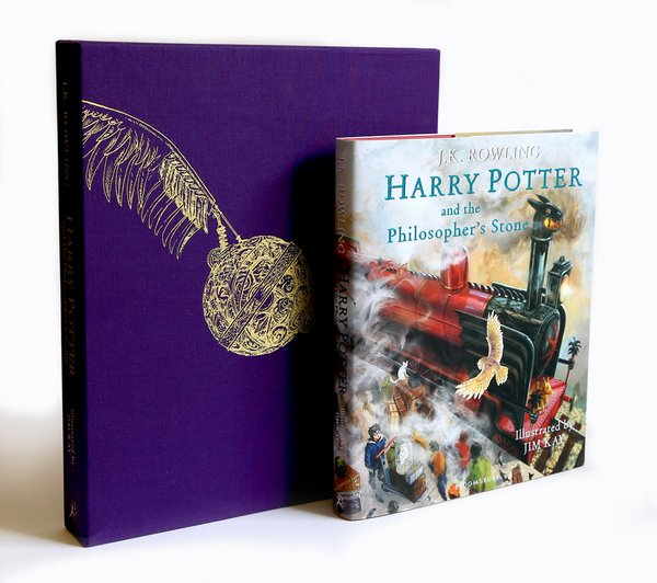 Harry Potter Deluxe Edition