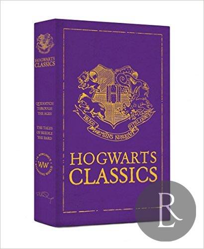Hogwarts Classics Box Set. Final version may be different.