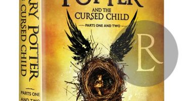 Harry Potter and the Cursed Child Script Book