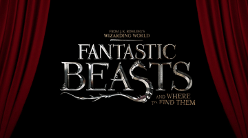 Advance screening of Fantastic Beasts in aid of Lumos
