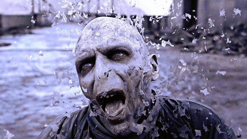 Voldemort's death