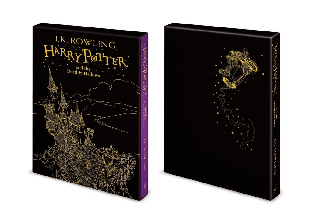 Deathly Hallows - Slipcase Edition