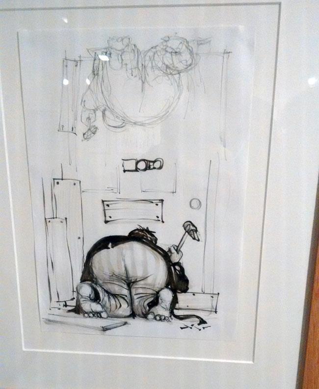 Duddley (Sketch)