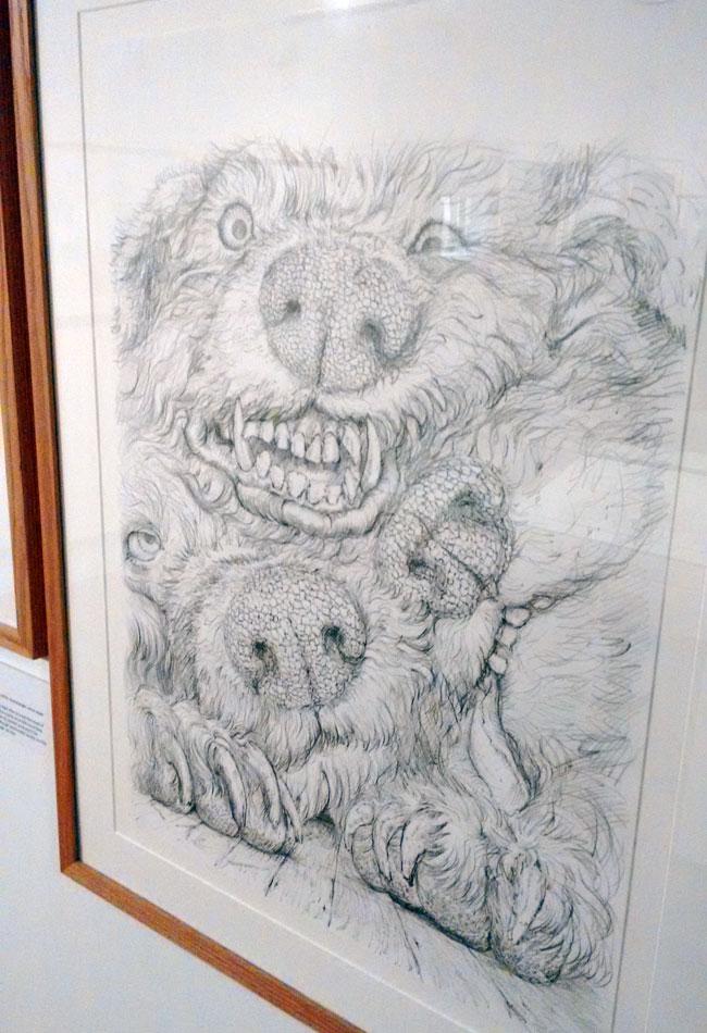 Fluffy (Sketch)
