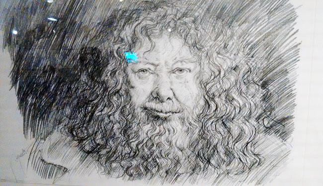 Hagrid (Sketch)