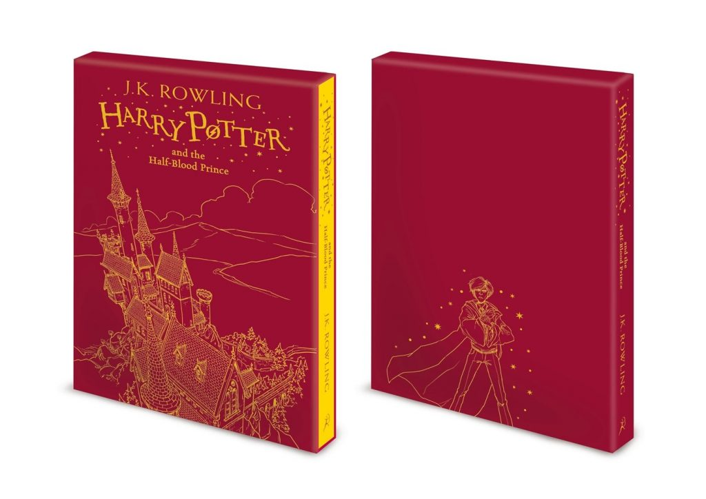 Half-Blood Prince - Slipcase Edition