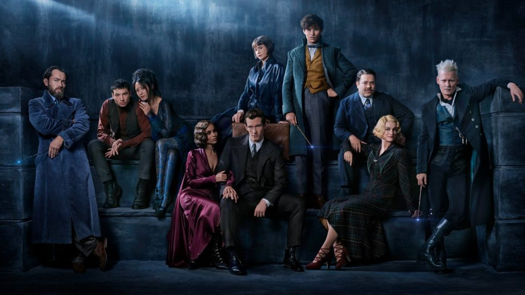 The Crimes of Grindelwald - Characters