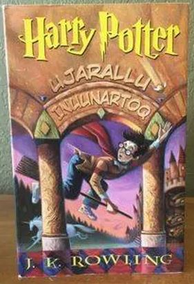 Greenlandic translation of Harry Potter and the Philosopher's Stone