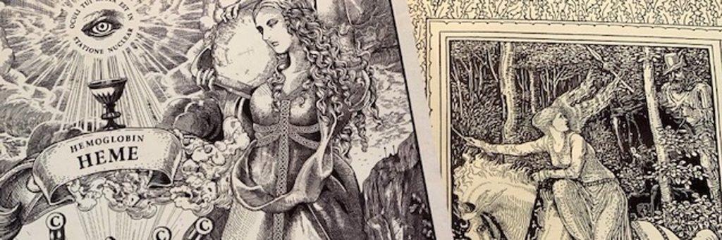 J.K. Rowling Twitter Header: The Faerie Queene