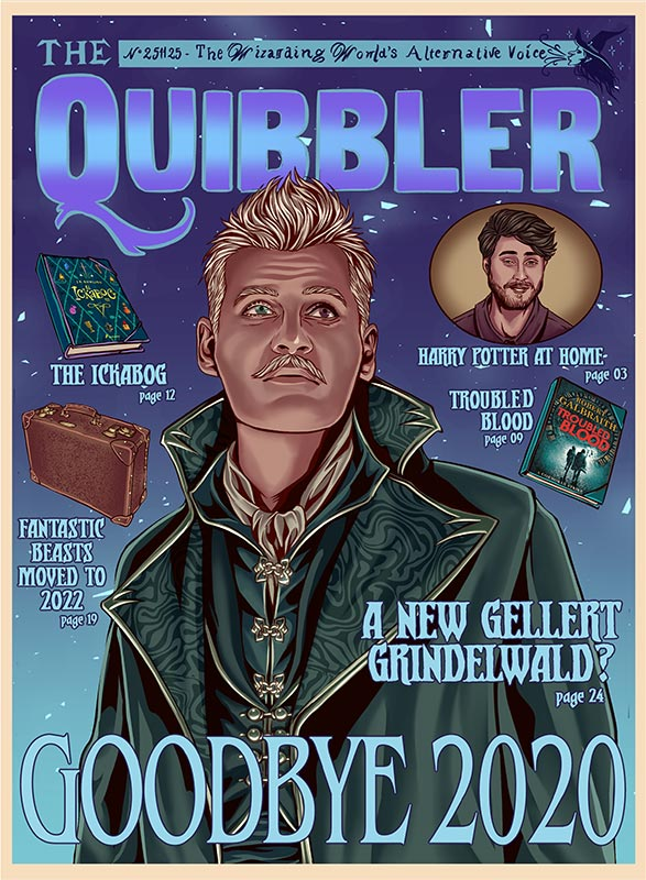 The Quibbler - by Fausto Giurescu